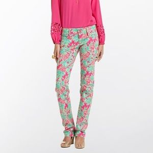 Lilly Pulitzer Orchid Pink Spike The Punch Size 0